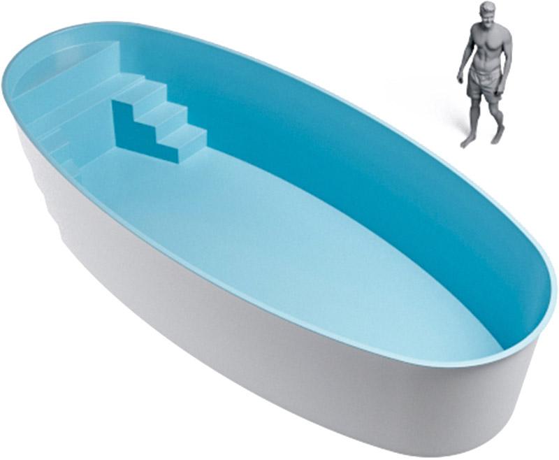 medidas piscina redonda pequeña