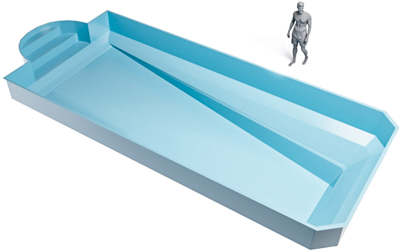 medidas piscina rectangular grande