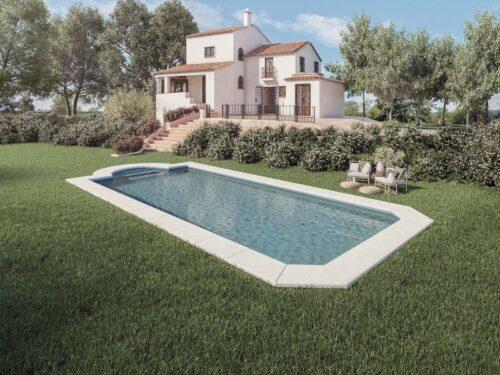 piscina romana grande