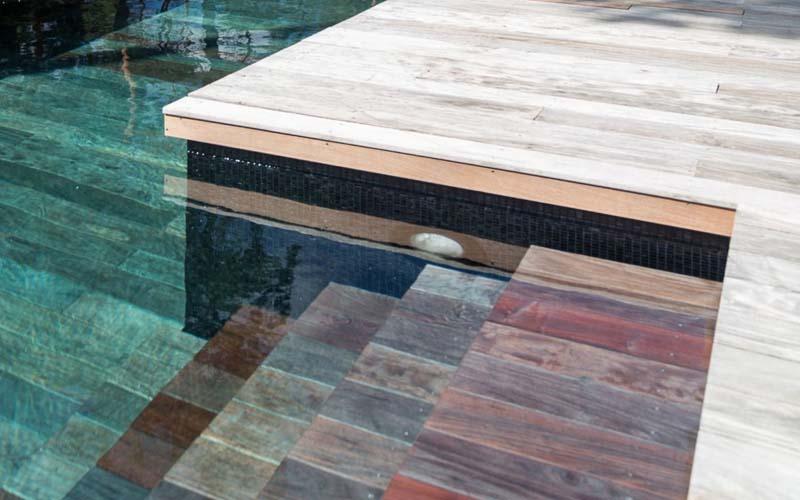paisajismo y contornos de piscina