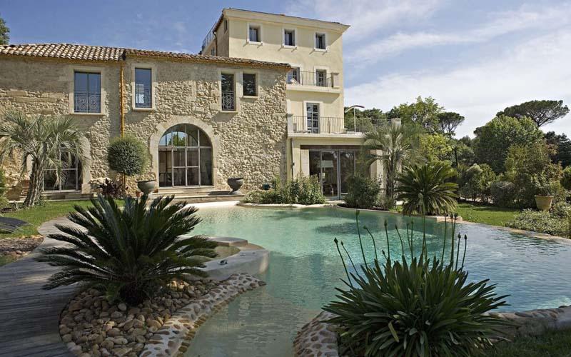 Paisajista jardines con piscina